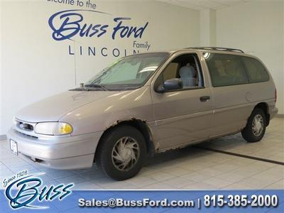 Used 1995 Ford Windstar