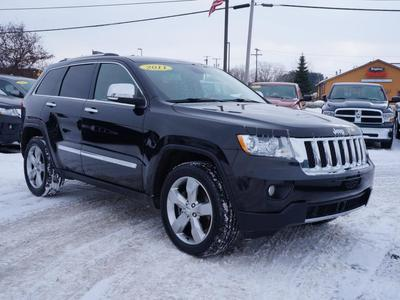Used 2011 Jeep Grand Cherokee Overland