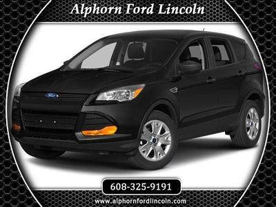 New 2014 Ford Escape SE