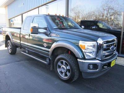 Used 2011 Ford F-350 Lariat Super Duty