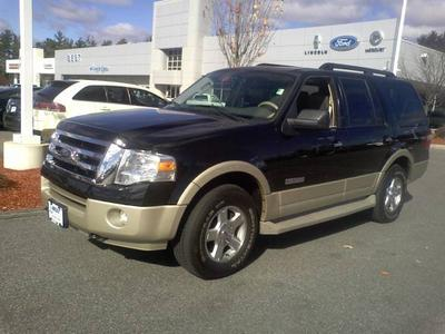 Used 2008 Ford Expedition Eddie Bauer
