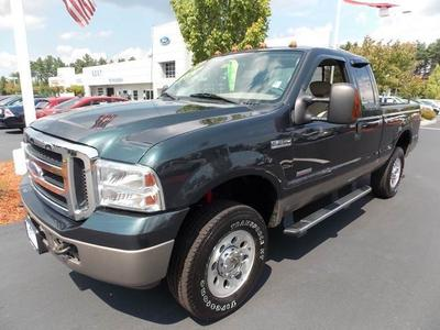 Used 2007 Ford F250 XLT