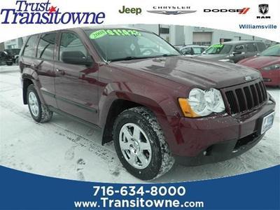 Used 2008 Jeep Grand Cherokee