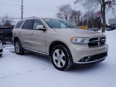 New 2014 Dodge Durango Limited