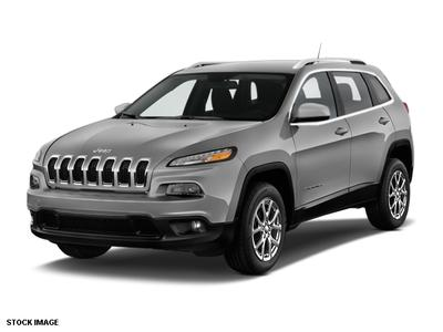 New 2016 Jeep Cherokee Latitude