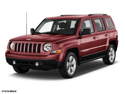 New 2015 Jeep Patriot Latitude