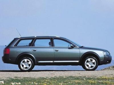 Used 2001 Audi allroad