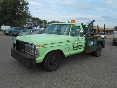 1974 Ford F-250 TOW