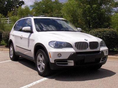 Used 2007 BMW X5 4.8i