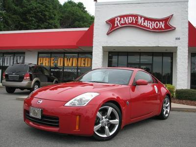 Used 2006 Nissan 350Z Enthusiast