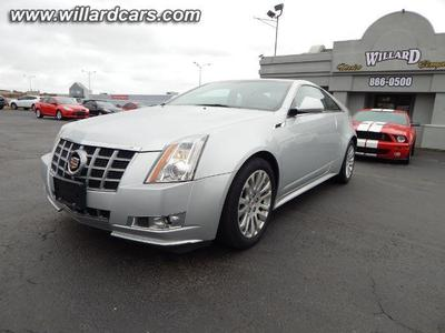 Used 2012 Cadillac CTS Performance