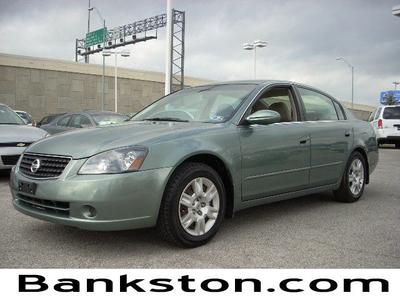 Used 2005 Nissan Altima S