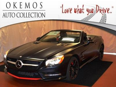 New 2016 Mercedes-Benz SL550