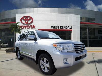 Used 2013 Toyota Land Cruiser Base