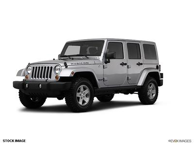 New 2012 Jeep Wrangler Unlimited Sahara