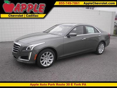 New 2016 Cadillac CTS 2.0L Turbo Standard