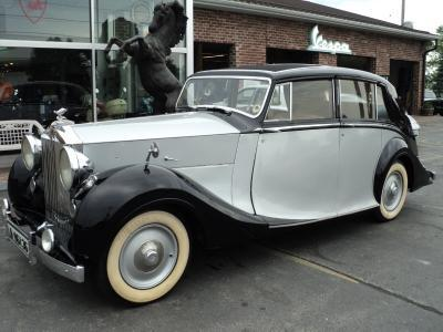 Used 1947 Rolls-Royce Silver Wraith