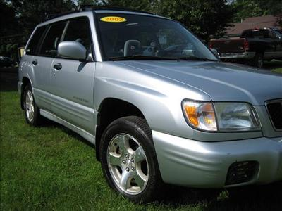 Used 2002 Subaru Forester S