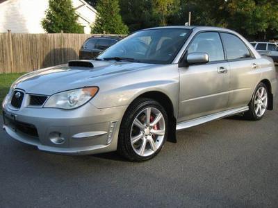 Used 2007 Subaru Impreza WRX