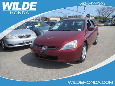 Used 2003 Honda Accord EX