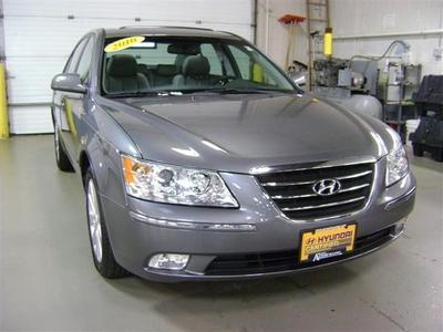 Used 2010 Hyundai Sonata Limited