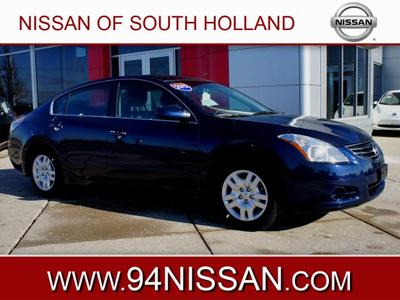 New 2012 Nissan Altima 2.5 S