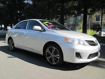 Used 2013 Toyota Corolla LE