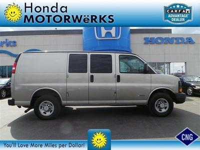 Used 2004 Chevrolet Express 2500 Cargo