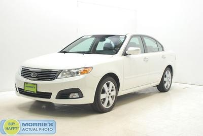 New 2009 Kia Optima EX