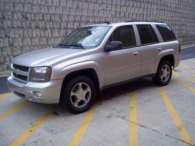 Used 2008 Chevrolet TrailBlazer LT2