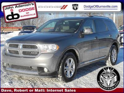 Used 2012 Dodge Durango Crew