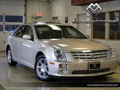 Used 2007 Cadillac STS V6
