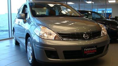 New 2011 Nissan Versa 1.8 S