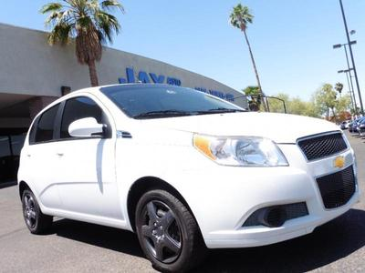 Used 2010 Chevrolet Aveo 5 LS