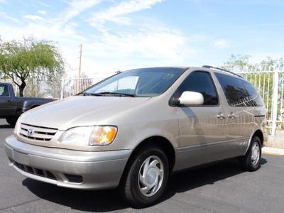 Used 2002 Toyota Sienna LE