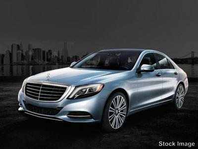 New 2016 Mercedes-Benz S550 4MATIC