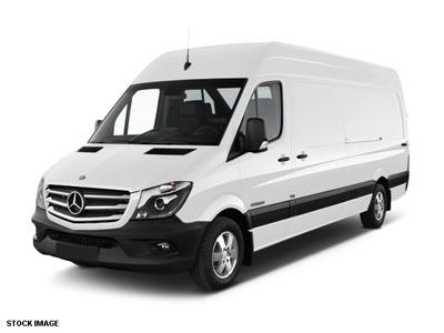 New 2015 Mercedes-Benz Sprinter High Roof