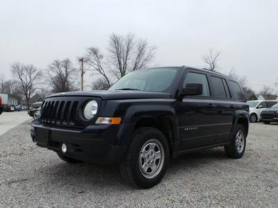 Used 2015 Jeep Patriot Sport