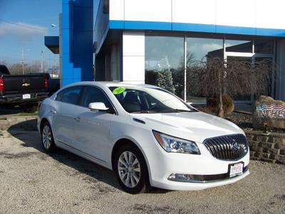Certified 2015 Buick LaCrosse Leather