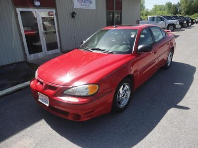 Used 2004 Pontiac Grand Am GT1
