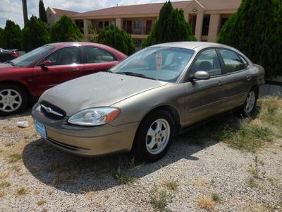 Used 2002 Ford Taurus SE