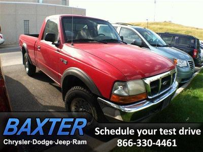 Used 1999 Ford Ranger XL