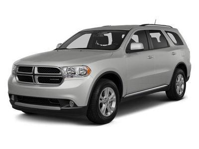 New 2013 Dodge Durango Crew