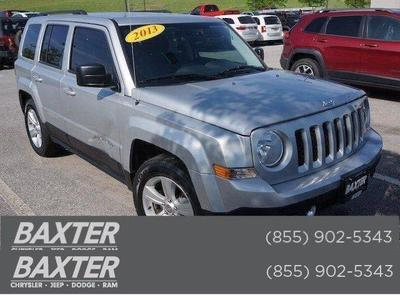 Used 2013 Jeep Patriot
