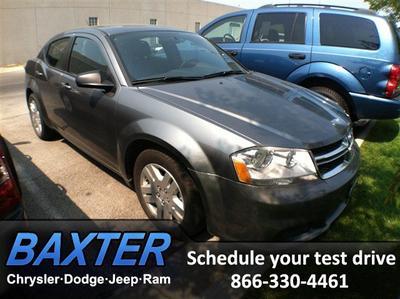 Used 2013 Dodge Avenger SE