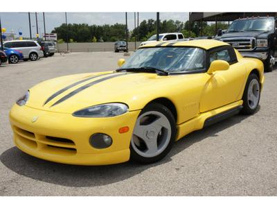 Used 1994 Dodge Viper RT-10