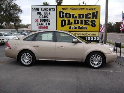 Used 2007 Mercury Montego
