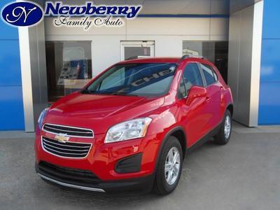 New 2015 Chevrolet Trax LT