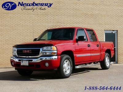 Used 2005 GMC Sierra 1500 SLE