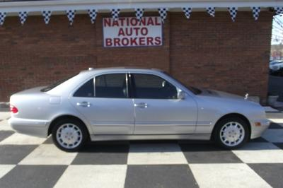 Used 2000 Mercedes-Benz  E320 4MATIC